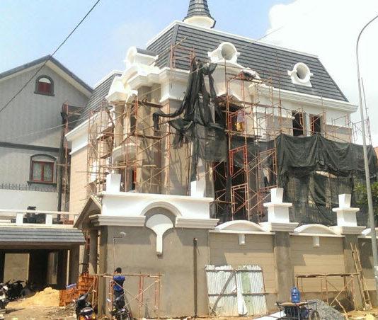 Giá xây biệt thự trọn gói