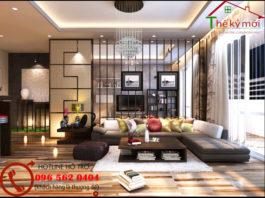 Báo giá hoàn thiện chung cư xây thô tại Hà Nội
