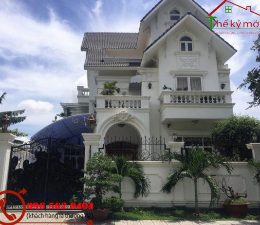 Xây Biệt Thự Trọn Gói Tại Hà Nội