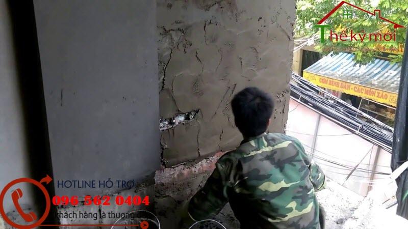 Báo giá xây trát tường