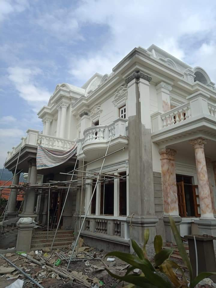Sửa chữa cải tạo Biệt Thự tại Hà Nội