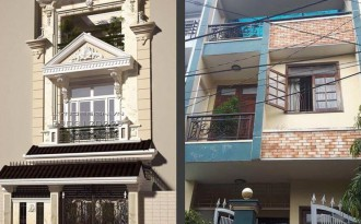 Sửa chữa nhà mặt phố tại Hà Nội