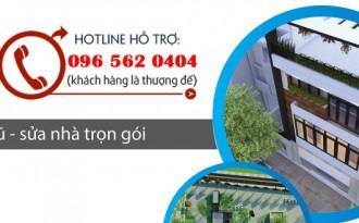 Sửa nhà Hà Nội