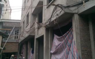 Xây nhà trọn gói trong ngõ giá rẻ tại Hà Nội