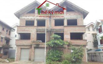 Báo giá hoàn thiện nhà xây thô tại Hà Nội