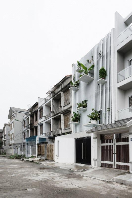 hoàn thiện nhà xây thô tại Hà Nội