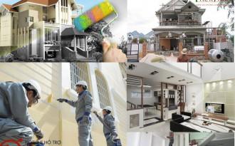 Bảng báo giá, đơn giá sửa chữa nhà tại Quận Hai Bà Trưng