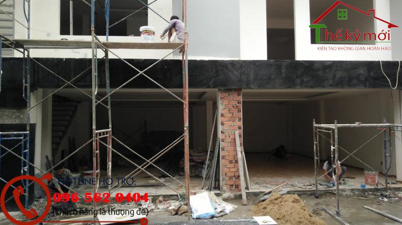 Dịch vụ sửa chữa nhà trọn gói tại Hà Nội