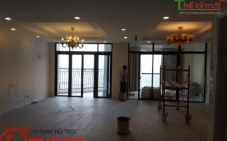 Sửa chung cư trọn gói tại Hà Nội