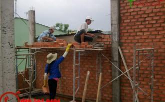 Đơn giá xây tường gạch tại Hà Nội