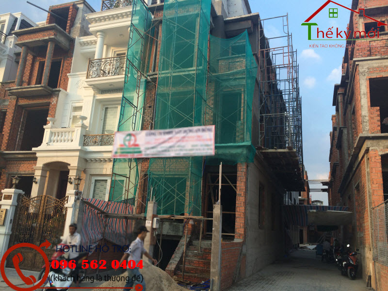 Giá hoàn thiện 1m2 nhà xây thô