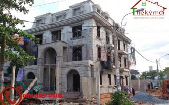 Giá xây nhà thô ở Hà Nội