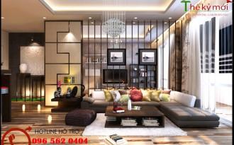 Báo giá hoàn thiện căn hộ chung cư tại Hà Nội