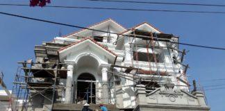 Sơn nhà giá rẻ tại Hà Nội