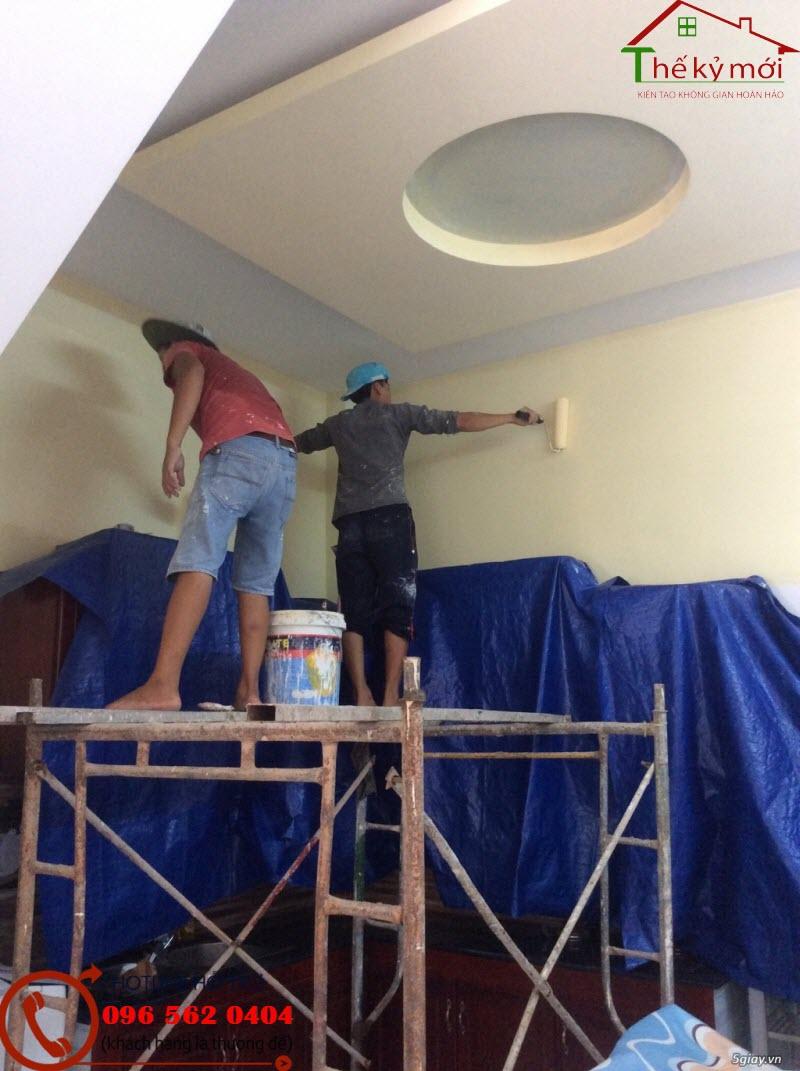Sơn sửa nhà tại hà nội