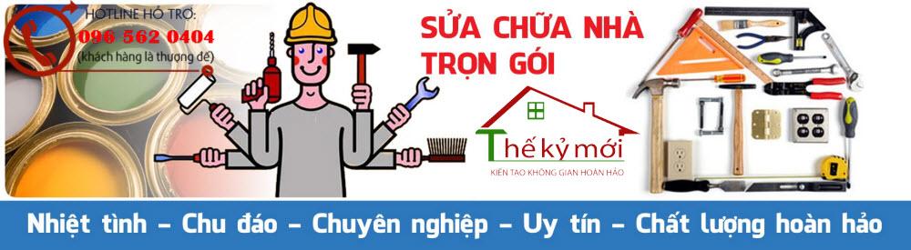 Sửa chữa nhà trọn gói tại Hà Nội