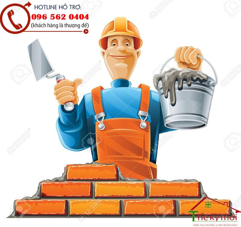 Thuê thợ sửa nhà hà nội