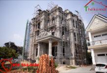Xây nhà phần thô trọn gói tại Hà Nội
