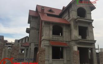 Xây nhà trọn gói giá rẻ tại Hà Nội