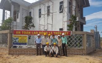 Xây nhà trọn gói tại Quận Hoàng Mai Hà Nội