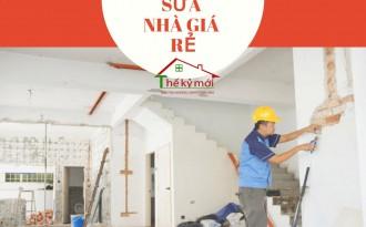 Bảng báo giá sửa chữa cải tạo nhà tại quận Bắc Từ Liêm