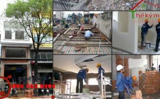 Sửa chữa nhà trọn gói tại Quận Hoàng Mai Hà Nội