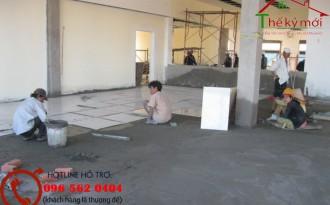 Đơn giá ốp lát nhà 2020 tại Hà Nội