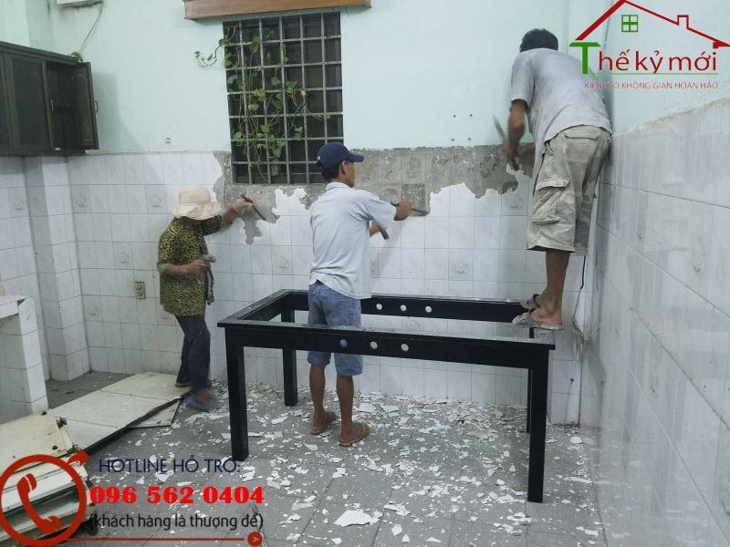 Sửa chữa, cải tạo nhà tại hà nội