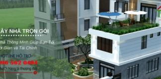 Xây nhà trọn gói tại Quận Hai Bà Trưng Hà Nội