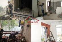 Dịch vụ sửa chữa cải tạo nhà trọn gói tại Hà Nội