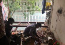 Đơn giá , báo giá sửa chữa cải tạo nhà tại quận Long Biên