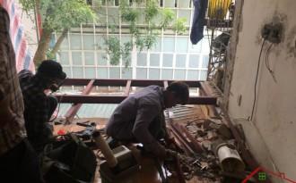 Bảng báo giá, đơn giá cải tạo sửa chữa nhà tại Quận Long Biên