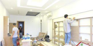 Đơn giá sửa chữa nhà chung cư
