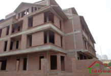 Chi phí hoàn thiện nhà xây thô tại hà nội