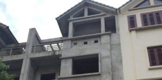 Hoàn thiện nhà xây thô tại Quận Từ Liêm