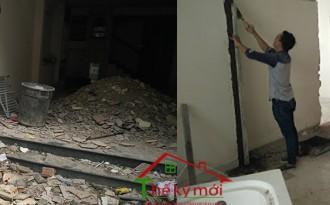 Bảng giá sửa chữa, cải tạo nhà tại Huyện Thanh Trì, Hà Nội