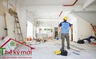 Báo giá sửa nhà 2020 tại Hà Nội