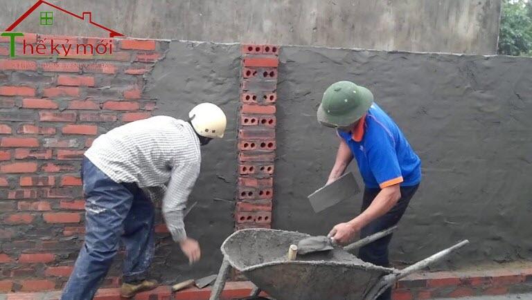 Giá nhân công xây nhà mới 2021