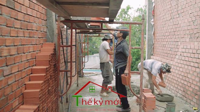 Báo giá nhân công xây dựng phần thô tại Hà Nội