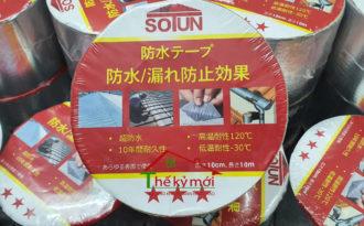 Băng keo dán chống thấm Nhật Bản tại Long An