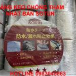 Băng keo siêu dính chống thấm SOTUN Nhật Bản cuộn 10cm x 5m