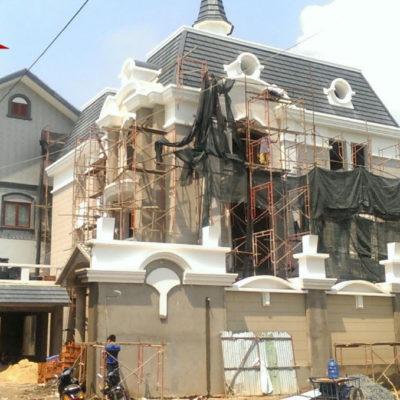 Dịch vụ sơn nhà tại Hà Nội