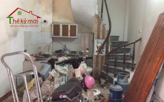 Sửa chữa cải tạo nhà tại Đê La Thành Hà Nội