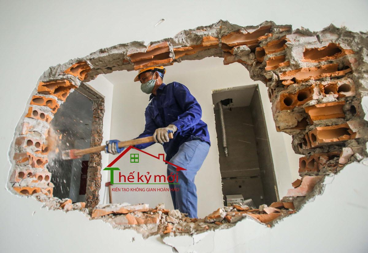 Sửa nhà tại Bắc Từ Liêm