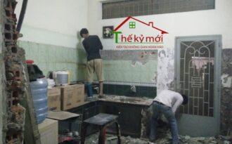 Bảng báo giá sửa chữa cải tạo nhà tại Quận Ba Đình