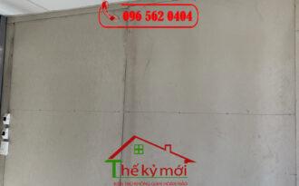 Báo giá thi công tấm vách tường bê tông siêu nhẹ